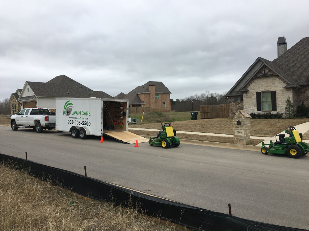 Lawn Care in Whitehouse TX